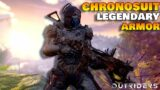 Outriders Chronosuit Legendary Trickster Armor First Look!