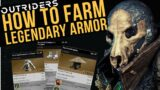 Outriders – How to Farm Legendary Armor! Guaranteed from Monster Hunts!