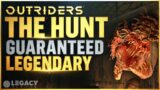 Outriders – THE HUNT Guaranteed Legendary   How Hunts ACTUALLY WORK – Don't Miss This!