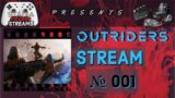 Outriders Let's Play 001 – Finally Playable! | #SDOStreams