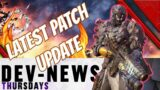 outriders latest patch new developer update – buffs and changes
