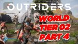 Outriders PC Gameplay HD World Tier 02 Part 4